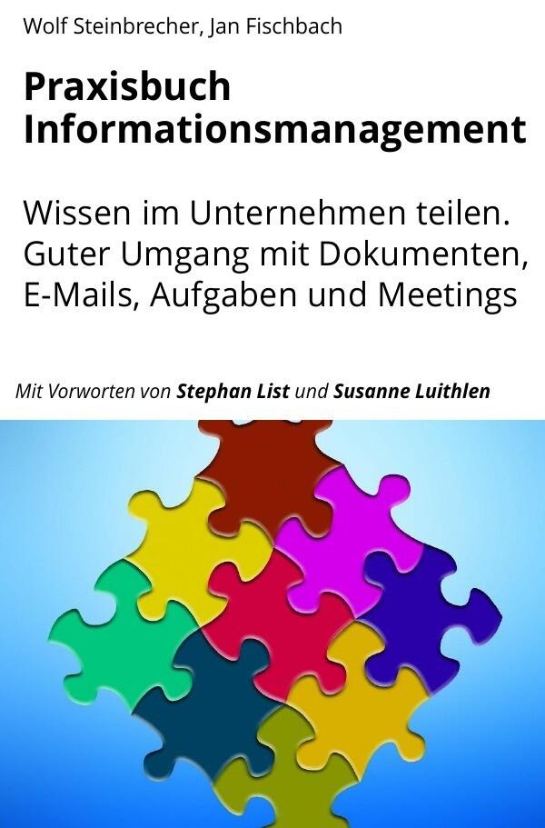 Praxisbuch Informationsmanagement als Buch (kartoniert)
