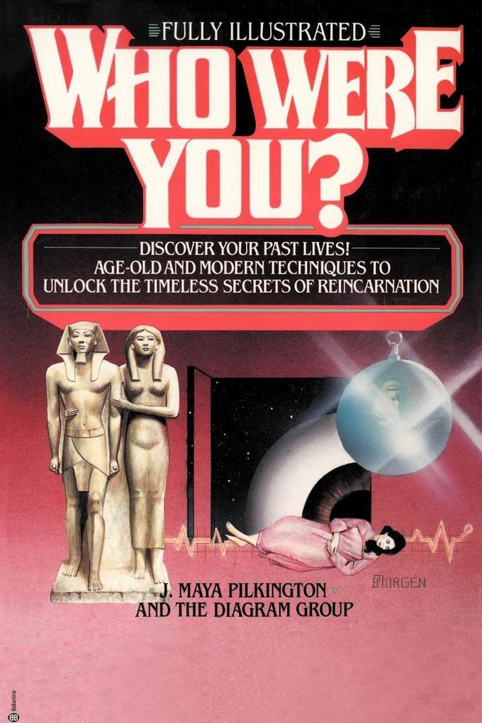 Who Were You? als Taschenbuch