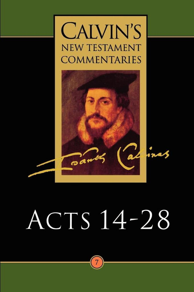 The Acts of the Apostles 14-28 als Taschenbuch