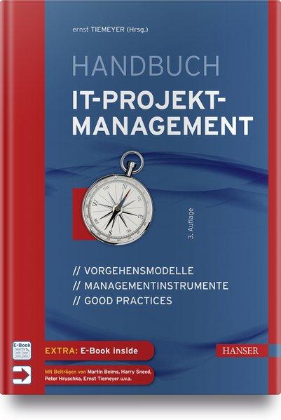 Handbuch IT-Projektmanagement als Buch