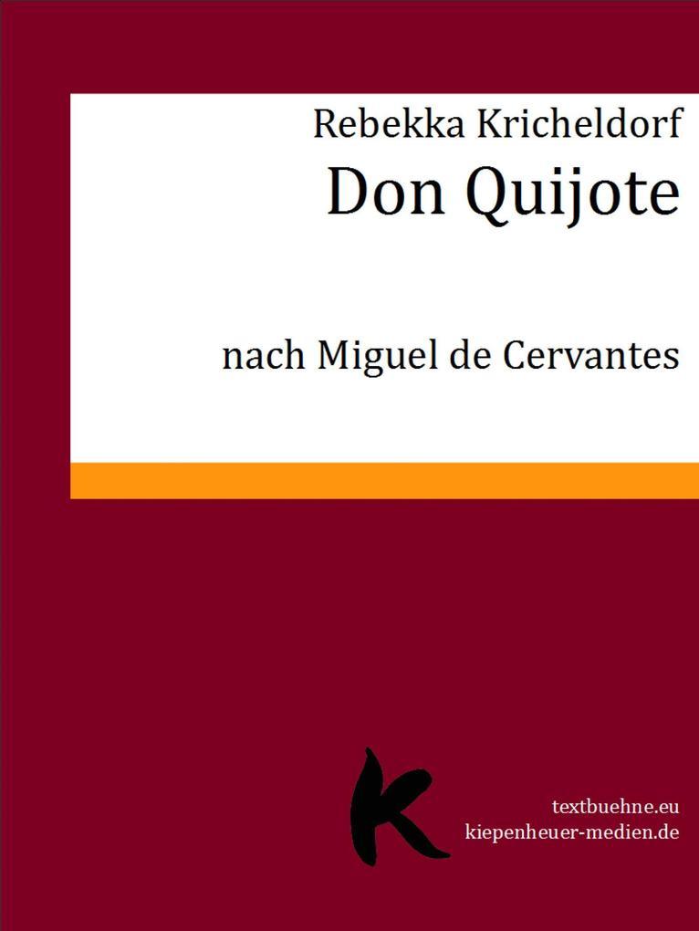 Don Quijote als eBook epub