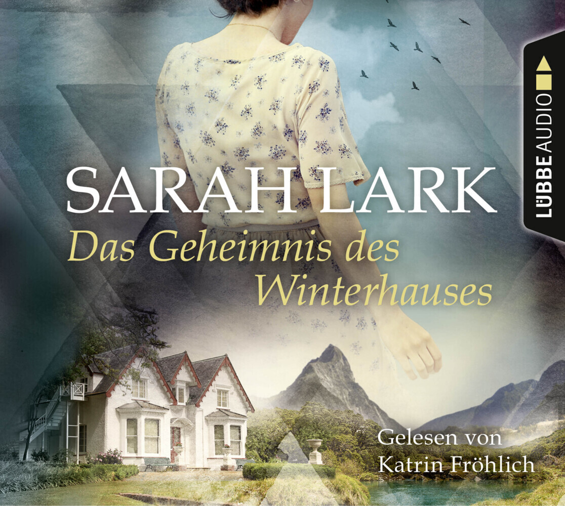 Das Geheimnis des Winterhauses als Hörbuch CD