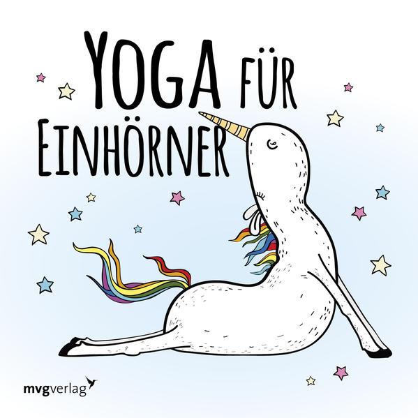 Yoga für Einhörner als Buch (gebunden)