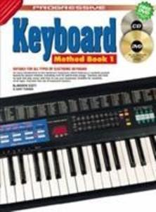 Progressive Electronic Keyboard als Taschenbuch