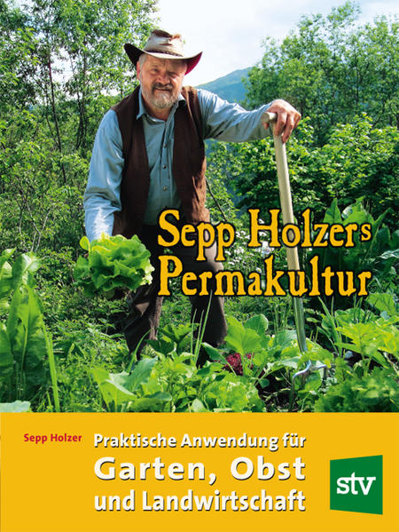 Sepp Holzers Permakultur als Buch (kartoniert)