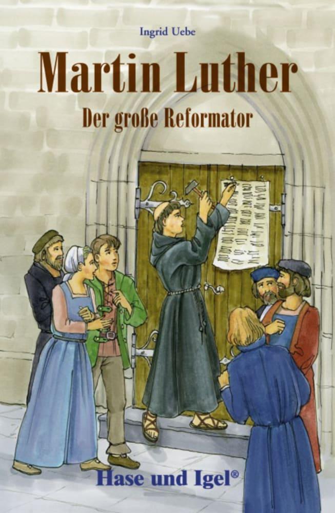 Martin Luther - Der große Reformator als Taschenbuch