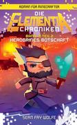 Herobrines Botschaft - Roman für Minecrafter