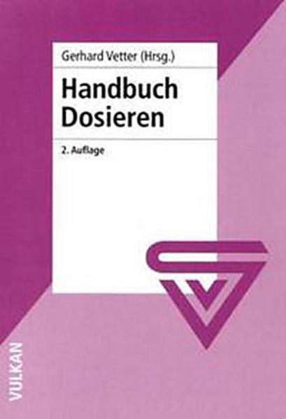 Handbuch Dosieren als Buch (kartoniert)