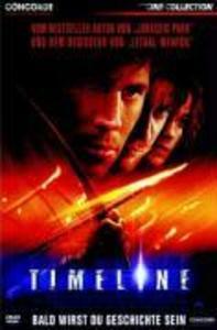 Timeline als DVD