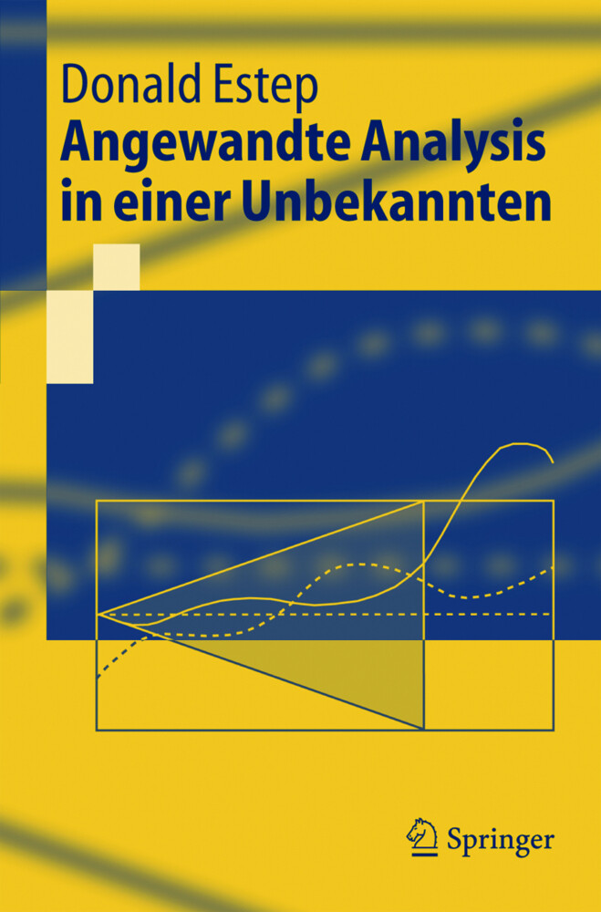 Angewandte Analysis in einer Unbekannten als Buch (gebunden)