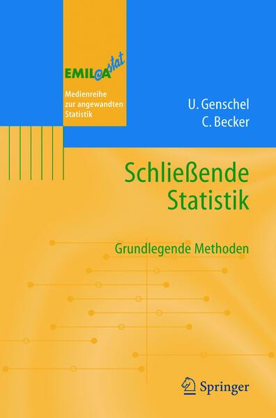 Schließende Statistik als Buch (kartoniert)