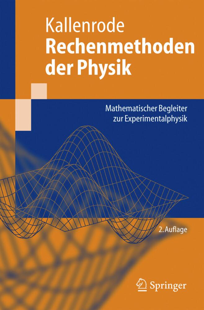 Rechenmethoden der Physik als Buch (gebunden)