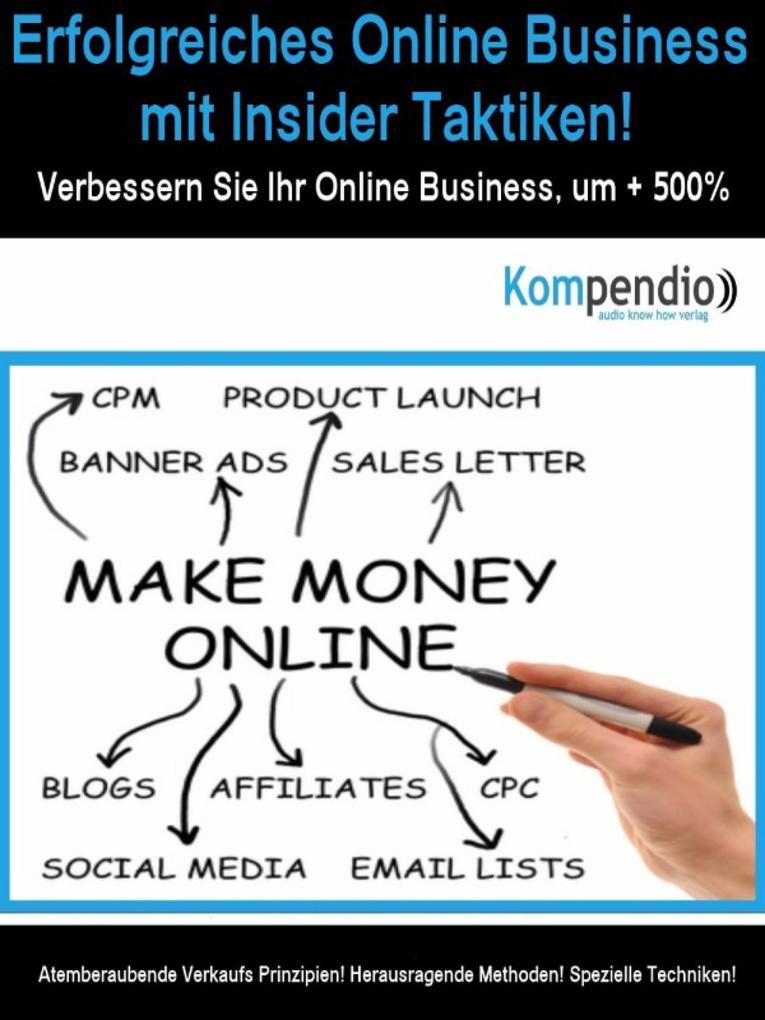 Erfolgreiches Online-Business mit Insider-Taktiken als eBook epub