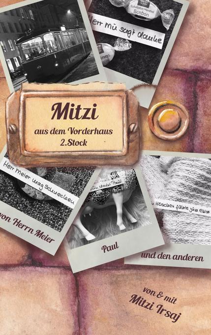 Mitzi aus dem Vorderhaus, 2. Stock als Buch (kartoniert)