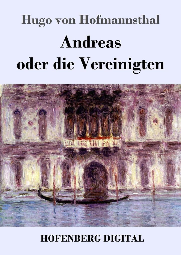 Andreas oder die Vereinigten als eBook epub