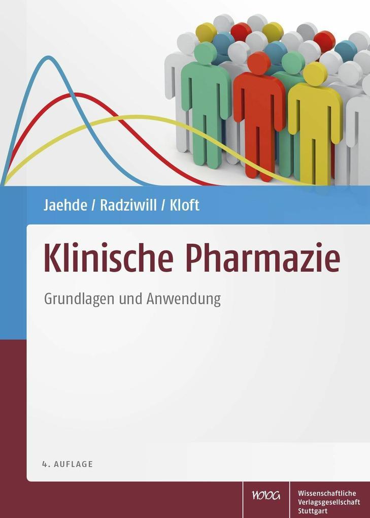 Klinische Pharmazie als eBook epub