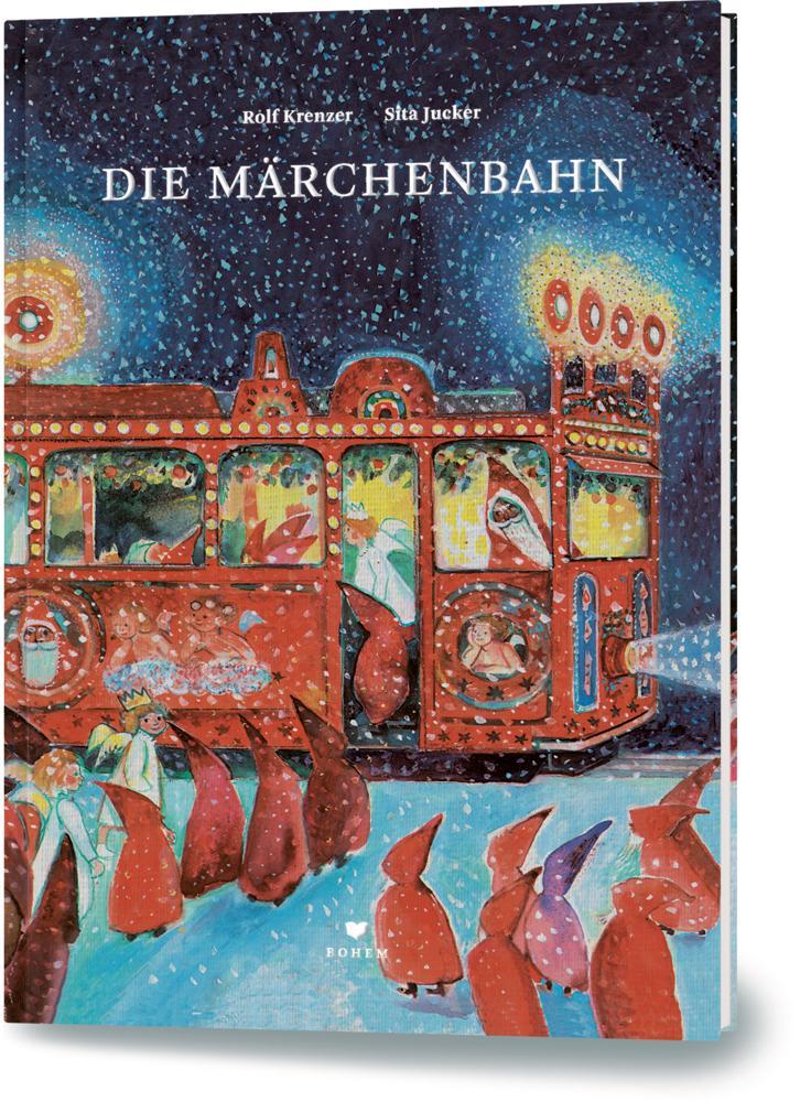 Die Märchenbahn als Buch (gebunden)
