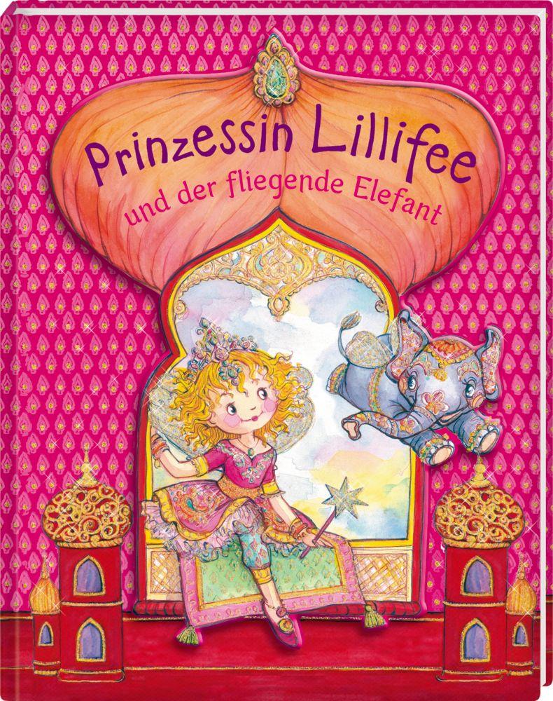 Prinzessin Lillifee und der fliegende Elefant als Buch (gebunden)