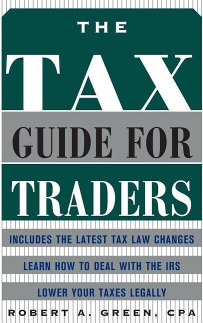 The Tax Guide for Traders als Buch (gebunden)