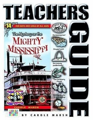 The Mystery on the Mighty Mississippi (Teacher's Guide) als Taschenbuch