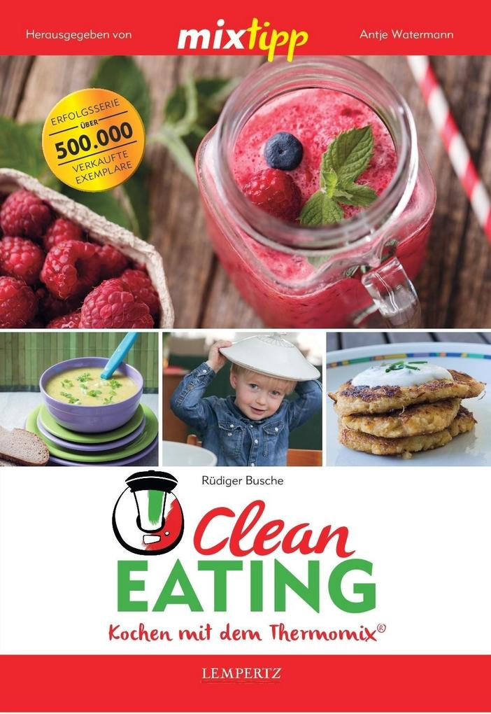 mixtipp: Clean Eating als Buch