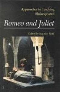 Approaches to Teaching Shakespeare's Romeo and Juliet als Taschenbuch