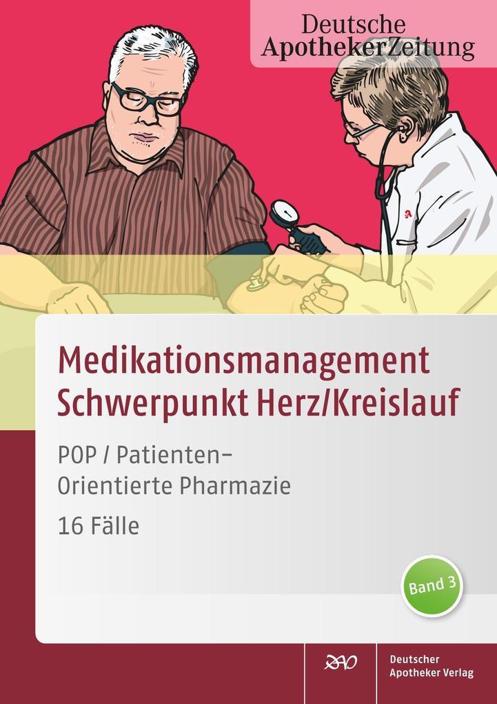 POP PatientenOrientierte Pharmazie als Buch (kartoniert)