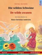 Die wilden Schwäne - De wilde zwanen (Deutsch - Holländisch)