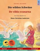 Die wilden Schwäne - De vilda svanarna (Deutsch - Schwedisch)