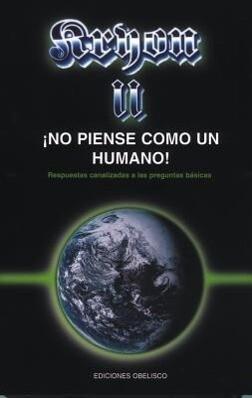 Kryon II- No Piense Como Un Humano als Taschenbuch