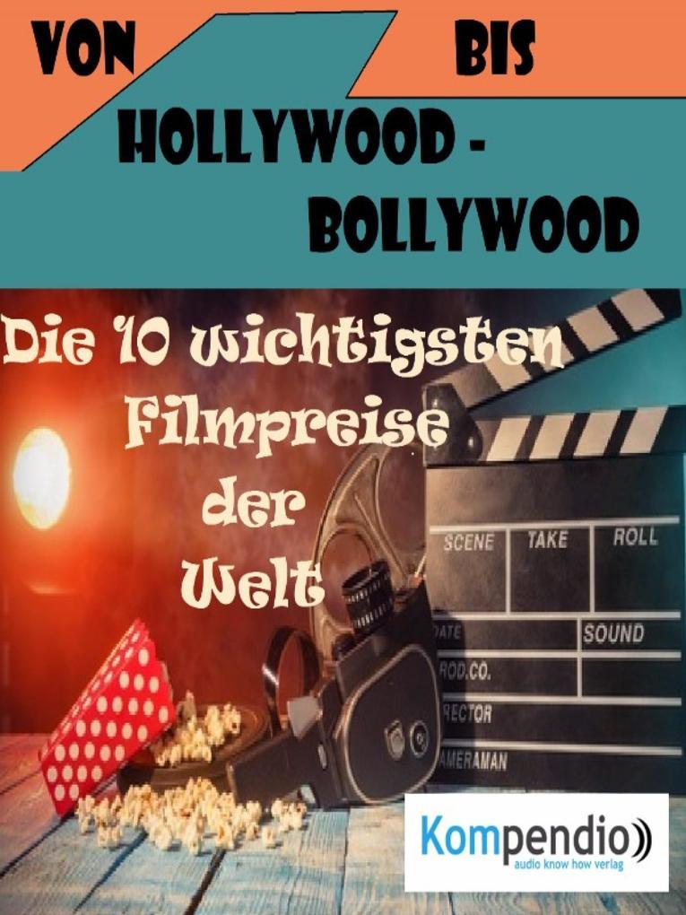 Von Hollywood bis Bollywood: als eBook epub