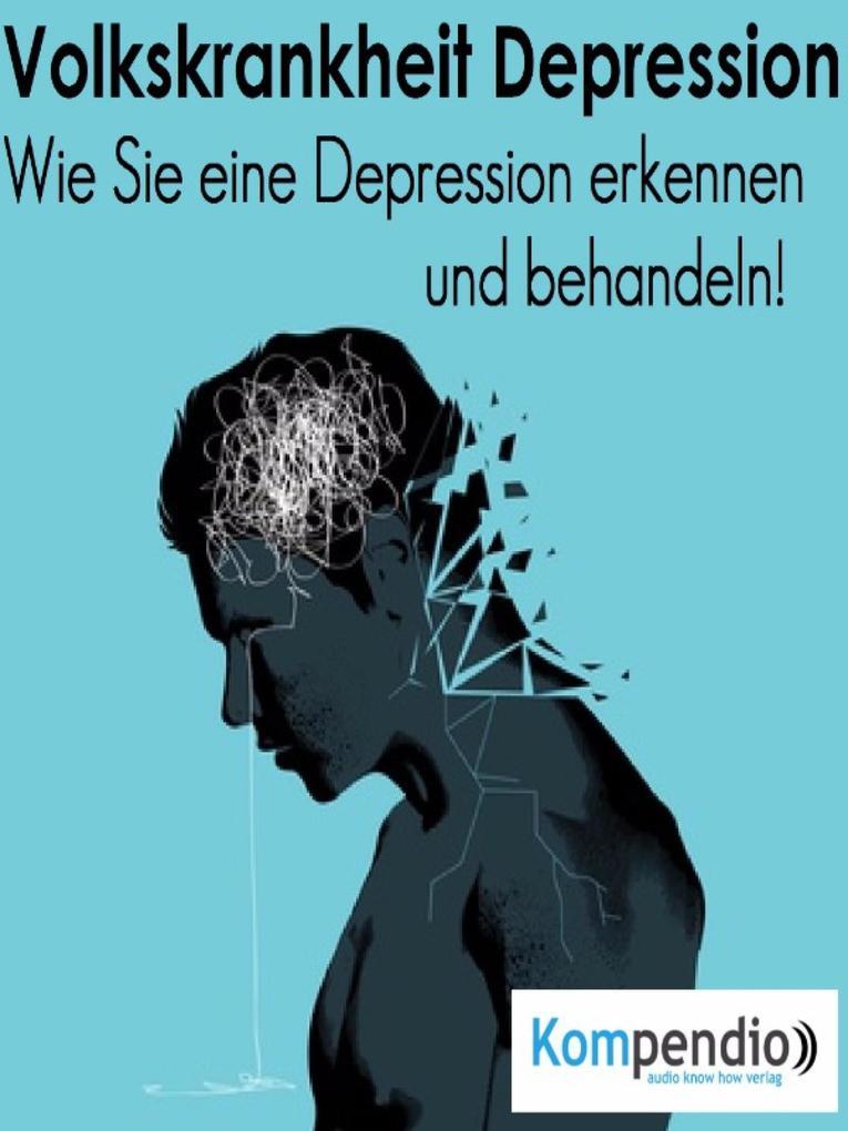 Volkskrankheit Depression: als eBook epub