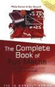 The Complete Book of Fun Maths als Buch (kartoniert)