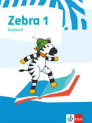 Zebra 1. Lesebuch. Allgemeine Ausgabe ab 2018