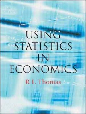 Using Statistics in Economics als Taschenbuch