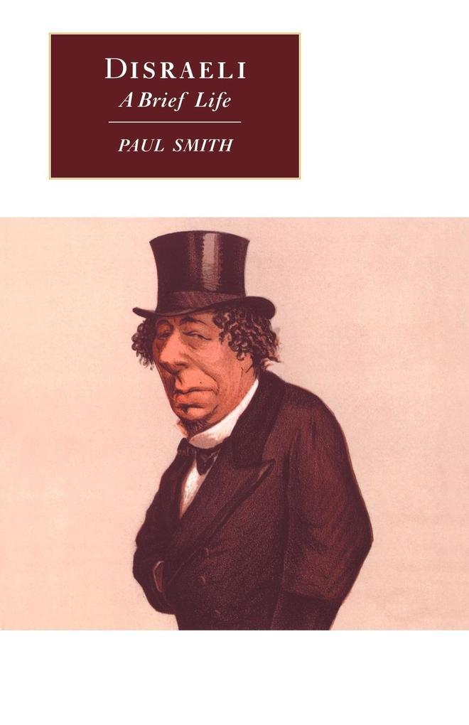 Disraeli als Buch (kartoniert)