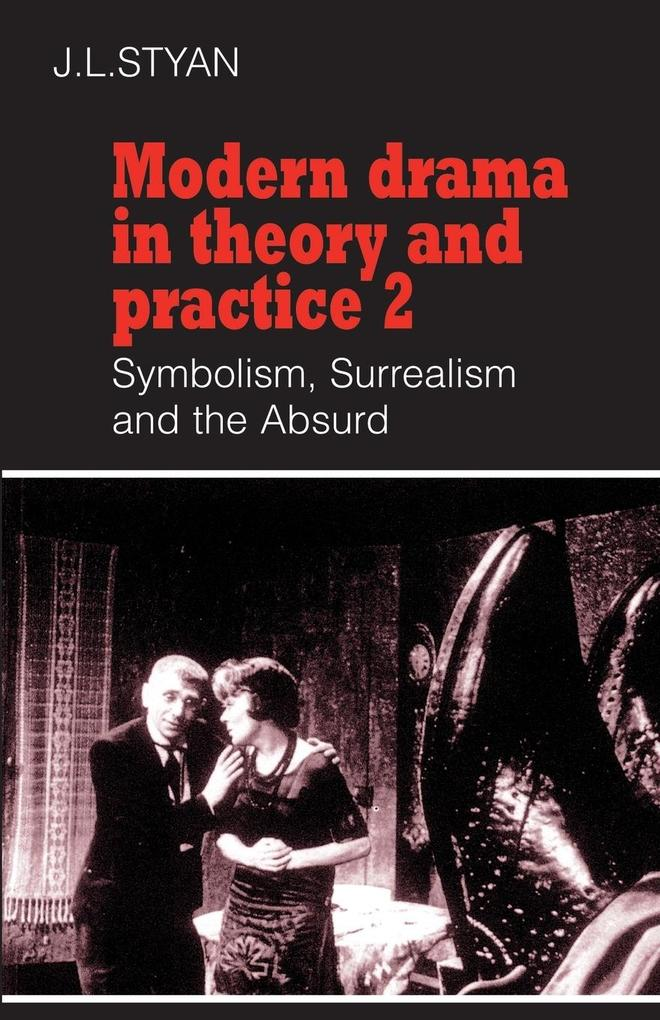 Modern Drama in Theory and Practice als Buch (kartoniert)