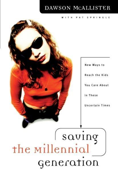 Saving the Millennial Generation als Taschenbuch