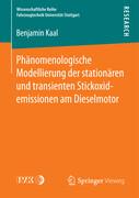 Phänomenologische Modellierung der stationären und transienten Stickoxidemissionen am Dieselmotor