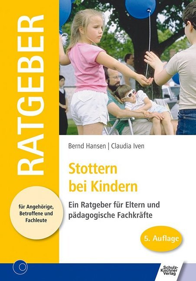 Stottern bei Kindern als Buch (kartoniert)