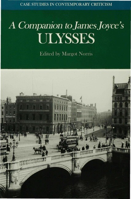 "A Companion to James Joyce's ""Ulysses"" als Buch (kartoniert)"
