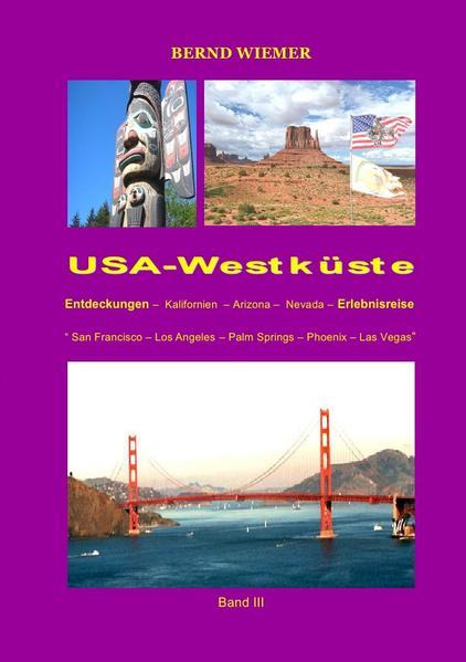 USA-Westküste als Buch (kartoniert)
