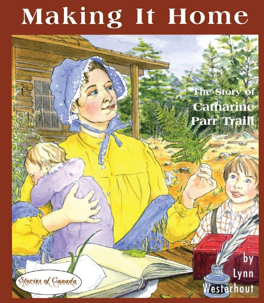 Making it Home als Buch (gebunden)