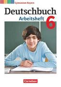 Deutschbuch Gymnasium 6. Jahrgangsstufe - Bayern - Arbeitsheft mit Lösungen
