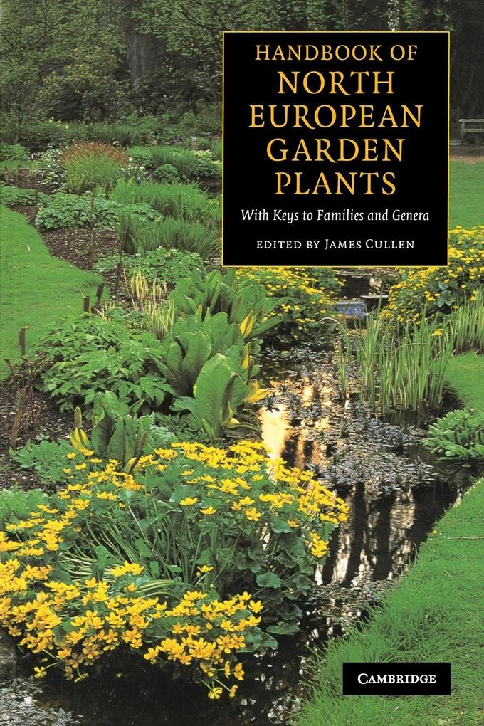 Handbook of North European Garden Plants als Buch (kartoniert)