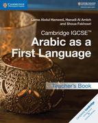 Cambridge IGCSE Arabic as a First Language Teacher's Book