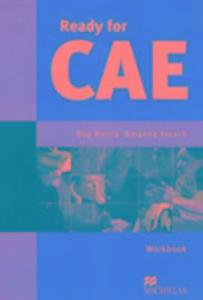 Ready for CAE WB Without Key als Taschenbuch