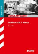 Schulaufgaben Gymnasium - Mathematik 5. Klasse