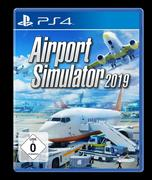Airport Simulator 2019 (PlayStation PS4)