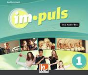 im.puls 1 - Die Audio-Box. Ausgabe Deutschland und Schweiz